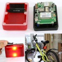waterproof easy install car/bike/scooter/motorcycle gps tracker