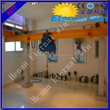 Professional manufacture EOT crane /5ton bridge overhead crane with ISO
