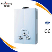 Design best selling biogas gas waterheater with good price