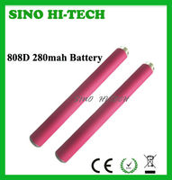 Best Sealed 808D-1 Battery,Many Colors and Different Length,Best Seller Electronic Cigarette