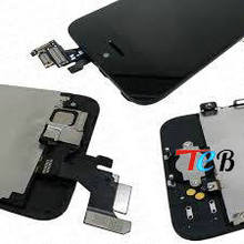 for iphone 5 lcd screen with home button , for iphone 5 screen replacment