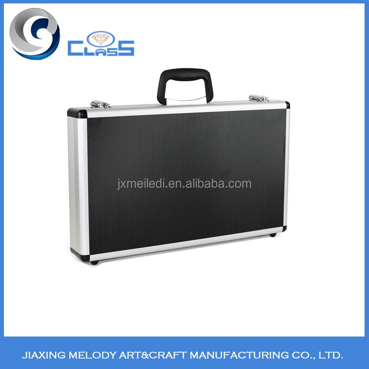 High sales of products for sale black delicate aluminum travel suitcase