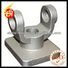 machining part and duplex stainless steel casting