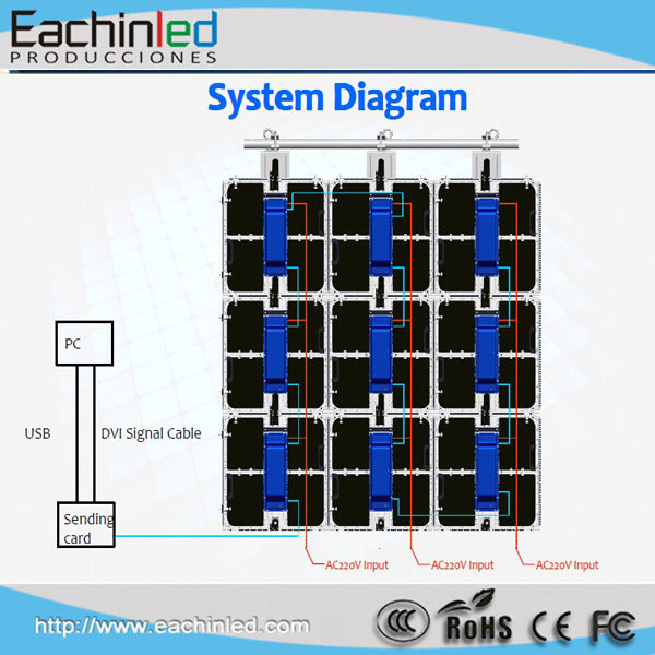 P10 outdoor rental led display screen, P6 P8 die casting aluminium rental cabinet outdoor SMD led panel