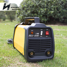 Factory best price welding machine mini ac arc bx1-200c welder