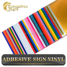 Top Selling Customize Size Removable NonDouble-Sided Adhesive Vinyl