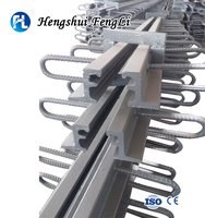 Supply high quality E shape rubber railway bridge expansion joint for bridge with quality certificate