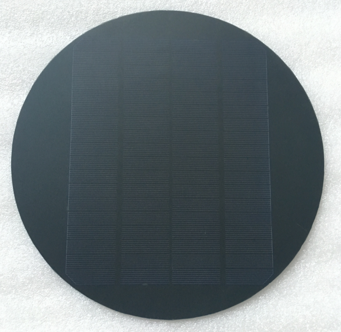 Hight Efficiency Round Solar Panel PET solar panel 25w 12v