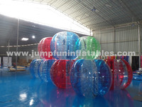 PVC Football Bubble for adults and kids,Durable inflatable soccer ball/bubble football human bubbles