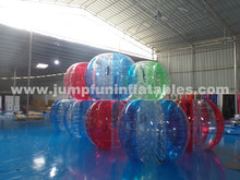 PVC Football Bubble for adults and kids,Durable inflatable bubble football human zorb ball