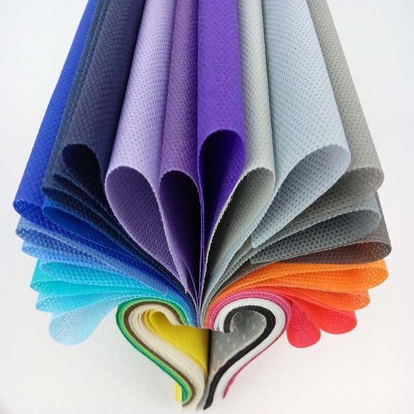 Colorful non-woven felt, high quality recycled non-woven fabric,PP spunbond non woven fabric for textile