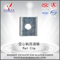 Elevator guide rail clip/ Guide Rail for elevator/ Elevator parts