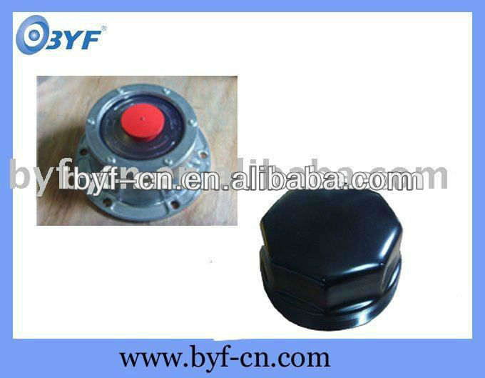 heavy truck hub cover, axle cap, wheel cover