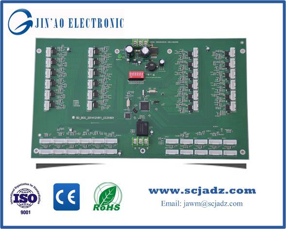 RoHs ISO9001 multilayer pcb assembly with cheap price