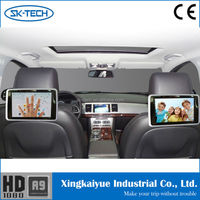 Guangzhou OEM wholesale android wifi 3g dongle high resolution bluetooth 1080P AV input 9 inch car monitor for universal