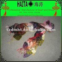 pashmia fashion silk scarf/shawl