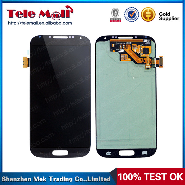 alibaba express wholesale for samsung s4 lcd, for samsung galaxy s4 lcd i9500 digitizer assembly, for Samsung Galaxy S4 gt-i9