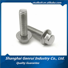 Supplier from China Customized by usa clients good quality M24 flange bolt 12.9