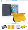 for ipad mini 4 good quality pu leather new folio smart stand book case