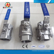 Factory Direct Selling standard stainless steel mini ball valve