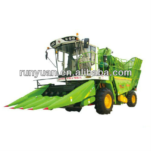 2013 hot sell!! RUNYUAN SELF PROPELLED CORN HARVEST MACHINE 4YZ-4