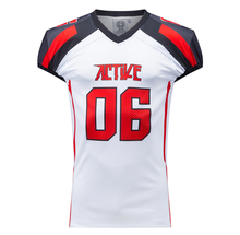 High quality jersey shirts custom design sublimation print American football jersey