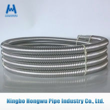304 flexible1/2 inch stainless steel bellow hose
