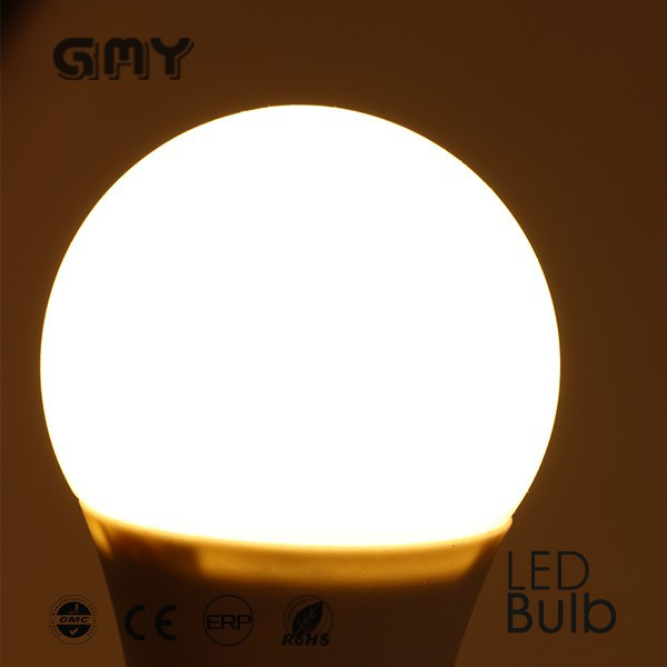 High quality PC cover+Thermal plastic lamp body A60 led bulb housing