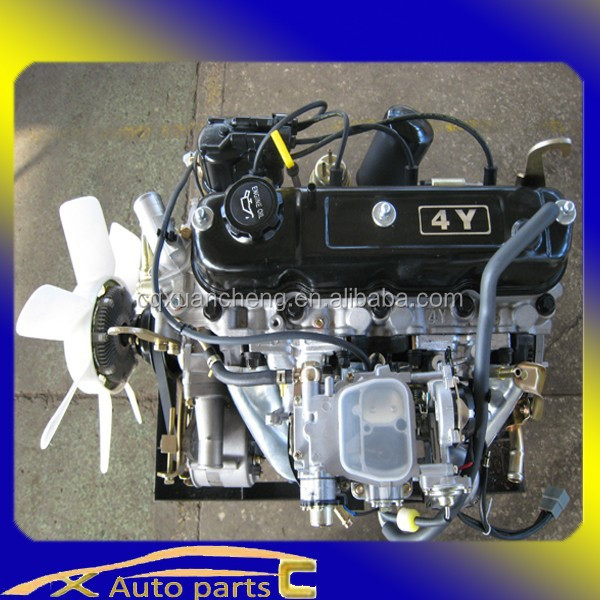 Diesel engine for toyota 3y/4y engine complete