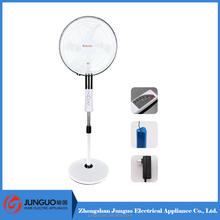 Containing Lithium battery 32W electric floor fan