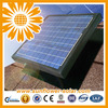 Professional solar power mini fan attic made in China
