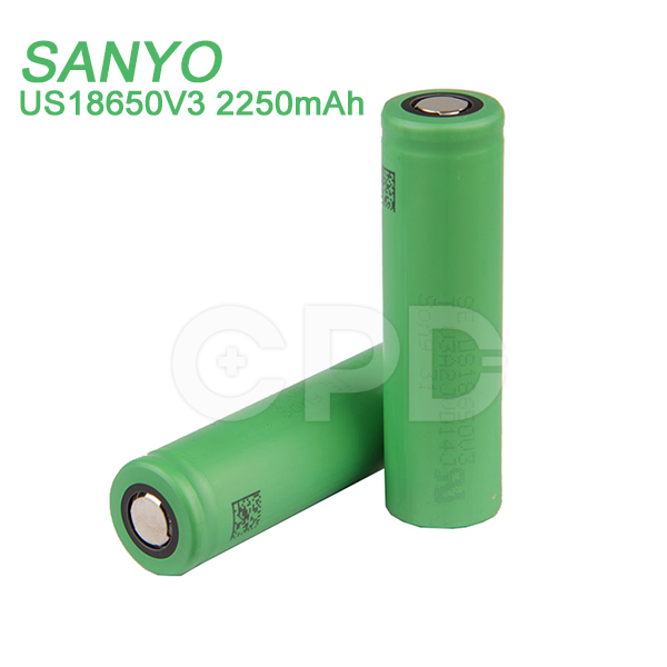 for Sony 18650 2250mAh 10A Discharge Lithium ion Battery Cell US18650V3 V3