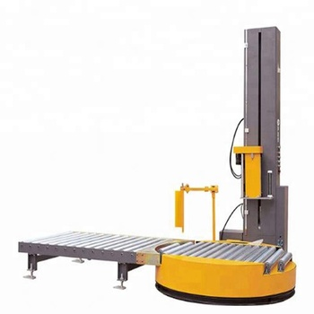 Auto pallet wrapping machine novelty products for import