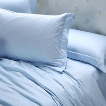 250TC 40S Cotton Sateen Hotel Bedding Sets/Hotel Sheets/Hotel Bed Sheets