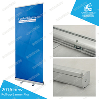 Roll up banner stand extra