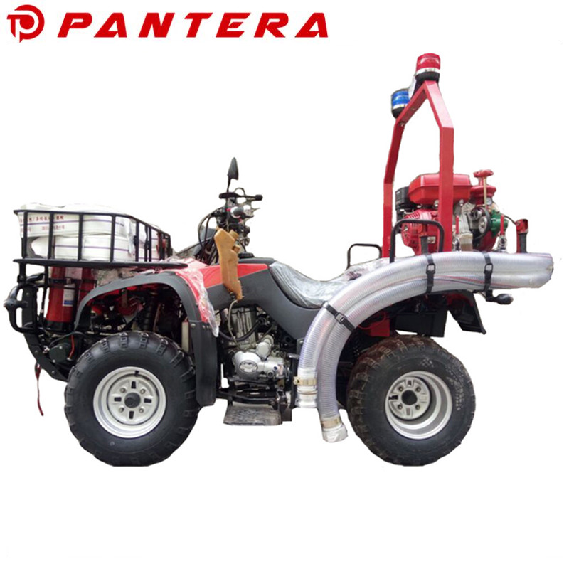 2016 New Fire Fighting Cheap 250cc ATV Fire with side by side atv