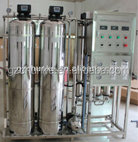PLC automatic control 3000L ro system/ reverse osmosis system for sale