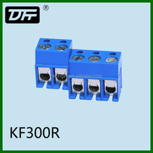 China factory hot offer 5.0mm 2-pole terminal blocks