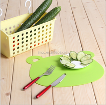 Foldable Plastic Vegetable Cutting Board