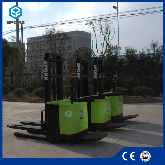 Energy Saving and Environmental Protection Electric Forklift Truck for sale