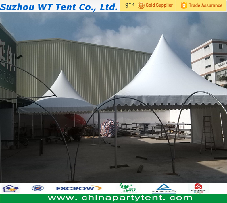 Hot Sale 20*20 Canopy Tent Pagoda Gazebo For Outdoor Party
