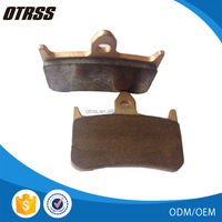 Sintered brake pads for off road bikes
