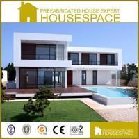 Latest Designed Decoracated 3 Bedroom Prefab Modular Home
