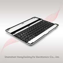 Tablet Stand Wireless Aluminum Bluetooth Keyboard for iPad Air