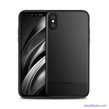 2017 Best Selling New Tpu Design Mobile Cell Phone Back Case Oem Carbon Fiber Case Phone Cover For Iphone 8