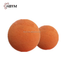 High Quality Conrete Rubber Cleaning Pipe Sponge Ball For Putzmeister Schwing Zoomlion