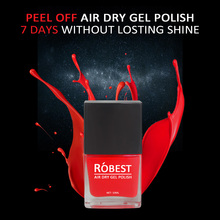 2017 Hot sales popular colors factory price peel off islamic nail polish
