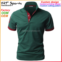 Men tennis wear dri fit polo shirts wholesale China tennis clothes