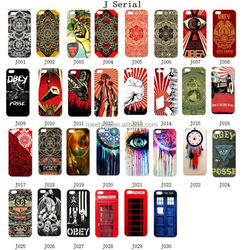 New Style Print Custom Design Standing Folio PU Leather Phone Case For Iphone SE
