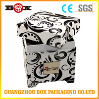 Custom Plain Cardboard Gift Boxes,Papaer Gift Box,White Magnetic Gift Box With Ribbon Bow Wholesale Manufactures